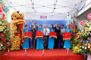VRB tổ chức Lễ khai trương PGD Lê Chân tại Hải Phòng